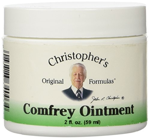 Dr. Christopher's Comfrey Ointment, 2 Ounce from Dr. Christopher's Formula