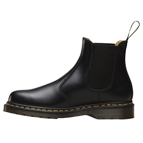 Dr. Martens 2976 Chelsea Boot Black Leather - 10 UK from Dr. Martens