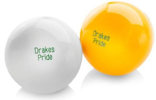 DRAKES PRIDE OUTDOOR JACKS FOR FLAT GREEN AVAILABLE IN VARIOUS COLOURS** (WHITE) from Drakes Pride