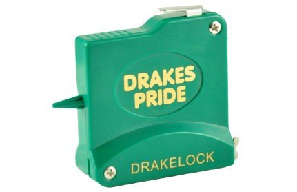 Drakes Pride Drakelock Measure - Green from Drakes Pride