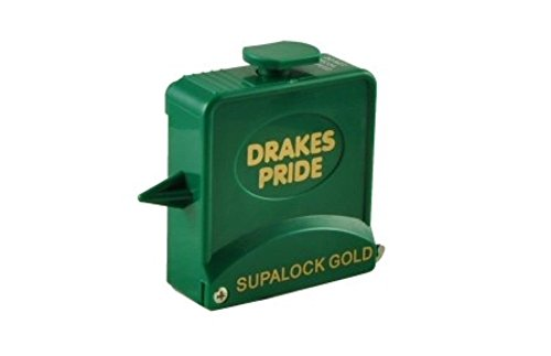 Drakes Pride Supalock Gold bowls measure - green from Drakes Pride