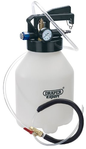 Draper Expert 23248 Pneumatic Fluid Extractor/ Dispenser from Draper Tools