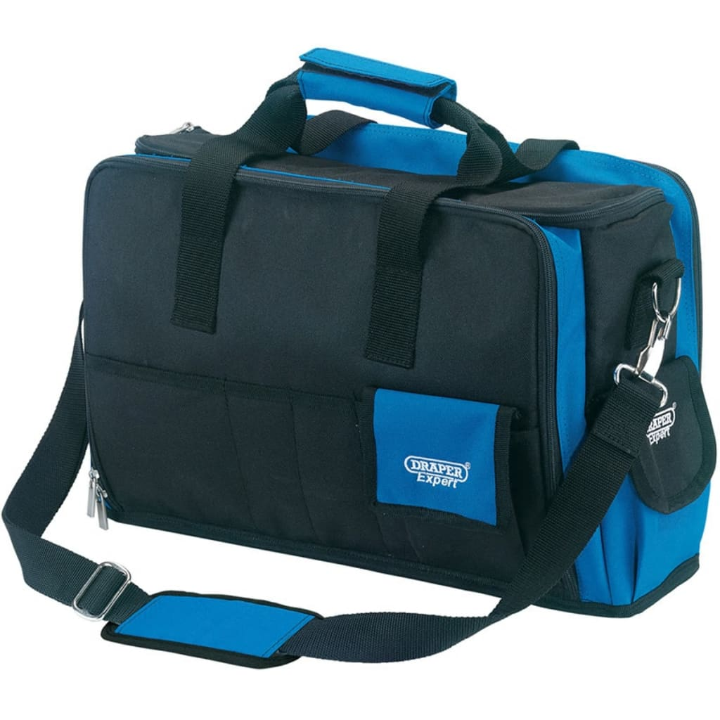 Draper Tools Expert Technicians Laptop Tool Case Blue and Black 89209 from Draper Tools