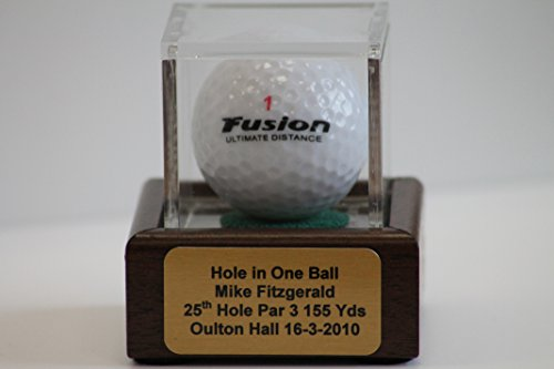 GOLF BALL DISPLAY CASE from Dream Keepers