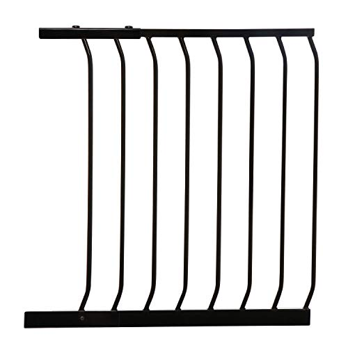 Dreambaby 45cm Gate Extension (Black) from Dreambaby