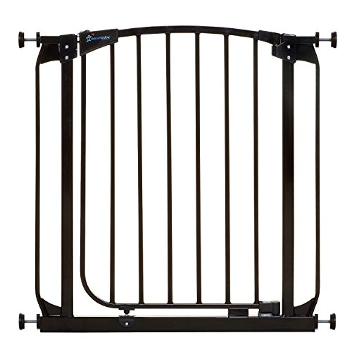 Dreambaby Chelsea Auto-Close Gate (Fits 71cm-80cm) Black from Dreambaby