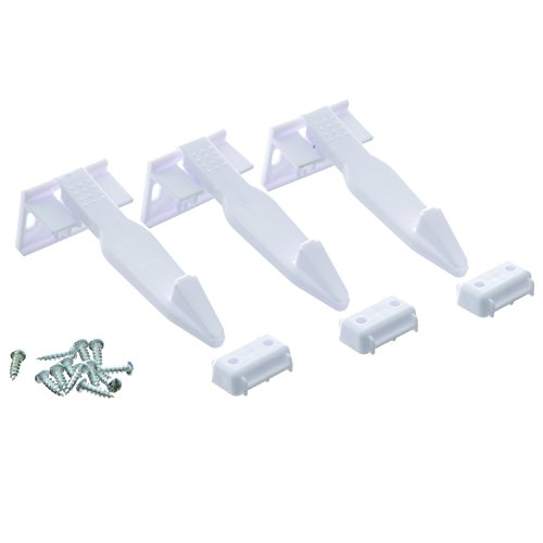 Dreambaby Spring Latches (Pack Of 3, White) from Dreambaby