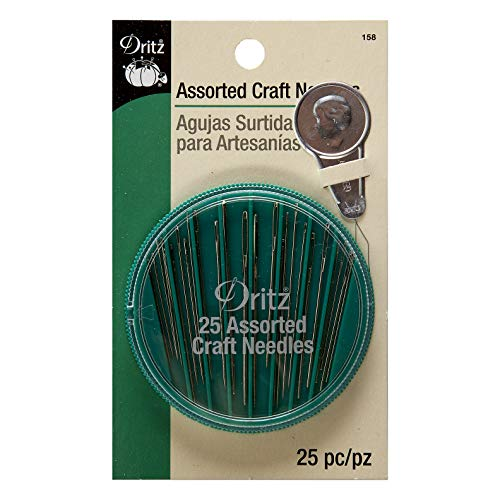 Dritz Craft Needle Compact, Silver, Each from Dritz
