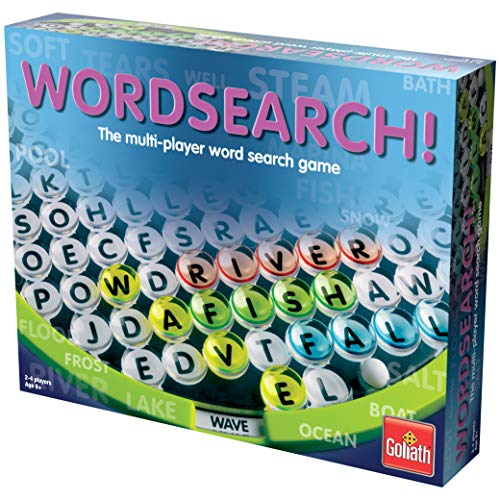 Wordsearch - Fun Word Puzzle Game for All The Family from Drumond Park