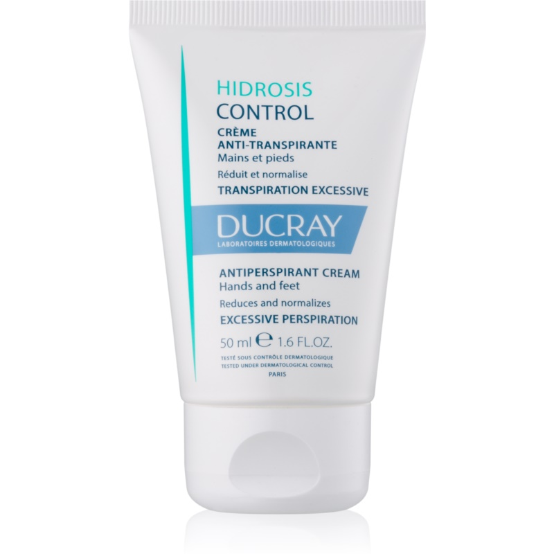 Ducray Hidrosis Control Anti-Perspirant Cream for Hands and Feet 50 ml from Ducray