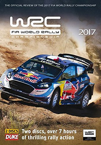World Rally Championship 2017 Review (2 Disc) [DVD] from Duke Marketing