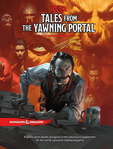 Tales from the Yawning Portal (Dungeons & Dragons) from Dungeons & Dragons