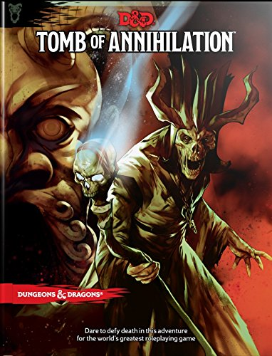 Tomb of Annihilation (Dungeons & Dragons) from Dungeons & Dragons