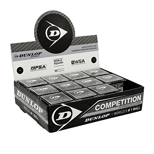 Dunlop Competition Ball Box Of 12 from Dunlop