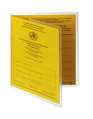 Durable 213919 Protective Identification Card Cover 196 x 134mm Pack of 10 Transparent from Durable