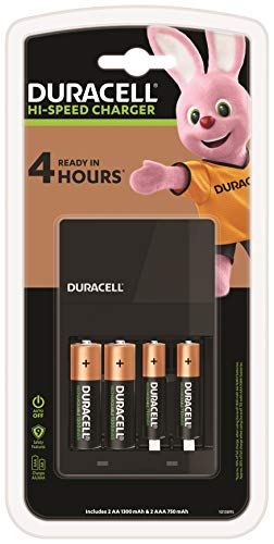 Duracell 5 minutes Battery Charger, 1 count from Duracell