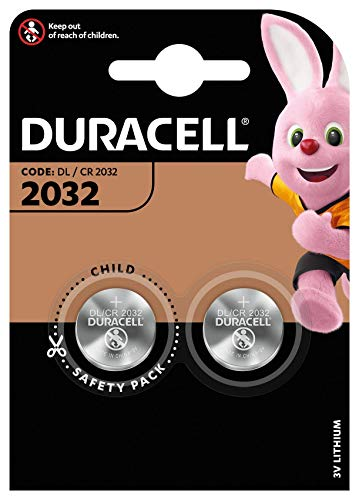 Duracell 2032 Twin Pack from Duracell