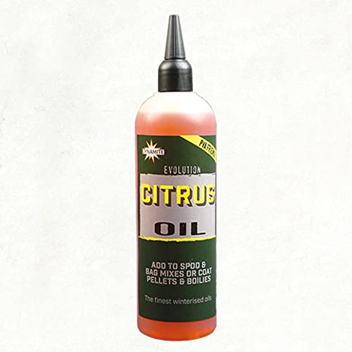 Dynamite Evolution Oil Citrus 300ml PVA Friendly C/O Reelfishing from Dynamite Baits