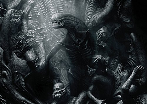 Alien Covenant 2017 Movie Poster (A2-594x420MM) from Dynamo Printing Ltd