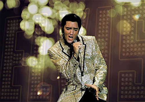Elvis Presley 2 Poster (A0 (1,189 X 841MM)) from Dynamo Printing Ltd