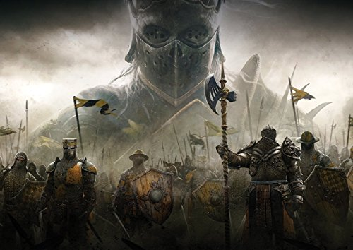 for Honor Apollyon Blackstone Legion Poster (A2-594x420MM) from Dynamo Printing Ltd