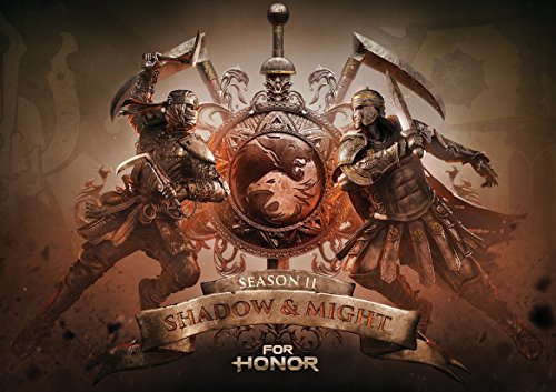FOR HONOR SEASON TWO SHADOW AND MIGHT POSTER (A2-594x420MM) from Dynamo Printing Ltd