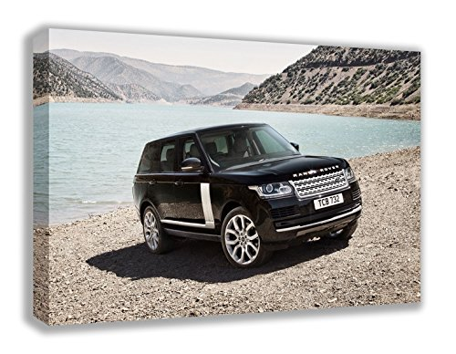 "RANGE ROVER CANVAS WALL ART (44X26"") from Dynamo Printing Ltd"
