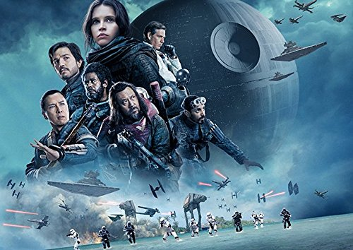Rogue ONE A Star Wars Story 2 Poster (A1-841x594MM) from Dynamo Printing Ltd