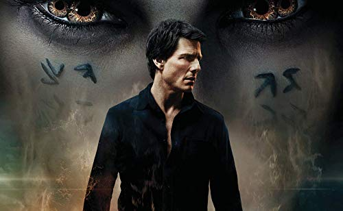 Tom Cruise The Mummy 2017 Movie Poster (A2-594x420MM) from Dynamo Printing Ltd