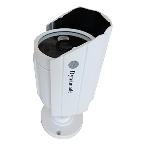 DYNAMODE Wireless Bullet Colour IP HD Camera with Zoom - White from Dynamode