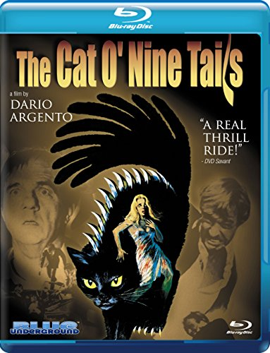 Cat O'Nine Tails [Blu-ray] [1971] [US Import] from Sony Pictures Home Entertainment
