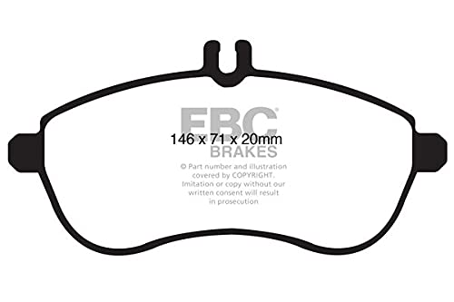 EBC Brakes DP31989C Red stuff Brake Pads from EBC