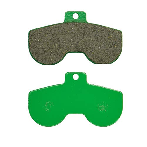 EBC Clarks Clim 8 Disc Brake Pads - Green from EBC