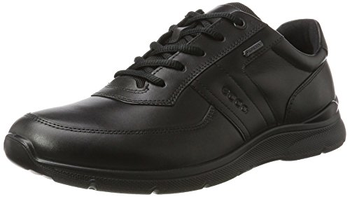 Ecco Men's Irving Derby, Black, 9- 9.5 UK from ECCO