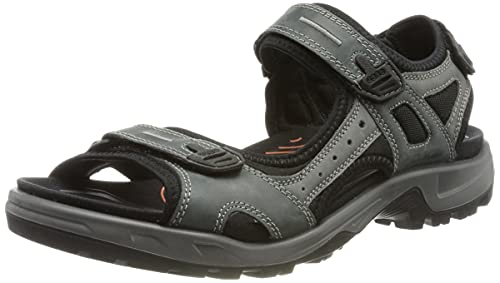 ECCO Men's Offroad Hiking Sandals, Blue (Marine), 14.5 UK from ECCO