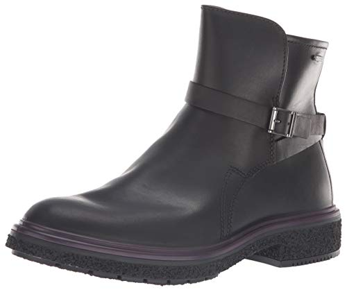 ECCO Women's Crepetray Hybrid L Ankle boots, Black (Black 1001), 8 - 8.5 UK from ECCO
