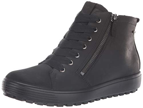 Ecco Womens Soft 7 TRED GTX Hi Ankle Boots, (Black 2001), 4 UK (36 EU) from ECCO