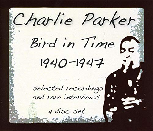 Bird in Time 1940-47 (4CD) and Interviews from ESP DISK