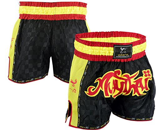 EVO Muay Thai Martial Arts Cage Fight Shorts MMA Kick Boxing Grappling Gear UFC