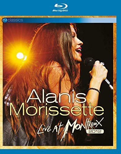 Alanis Morissette - Live at Montreux 2012 [Blu-ray] [NTSC] from Eagle Rock