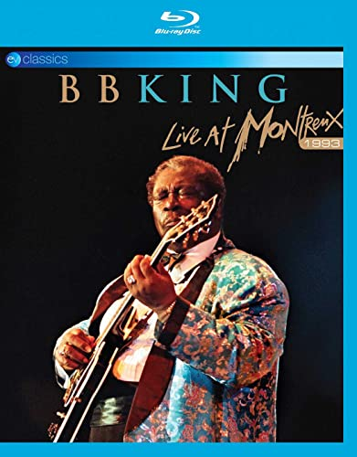 B.B. King: Live At Montreux 1993 [Blu-ray] [Region A & B & C] from Eagle Rock