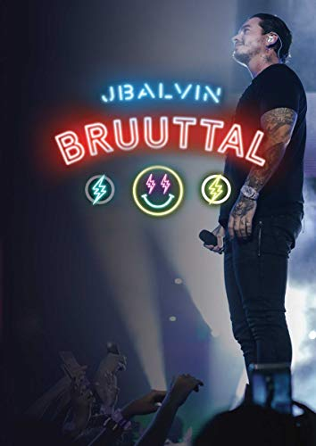 J Balvin BRUUTTAL [DVD] from Eagle Rock