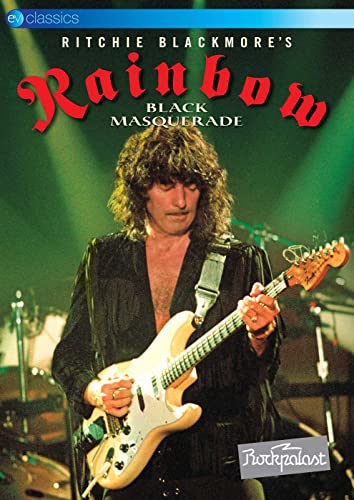 Ritchie Blackmore's Rainbow: Black Masquerade [DVD] from Eagle Rock