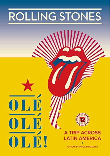 The Rolling Stones Olé Olé Olé [DVD] from Eagle Rock