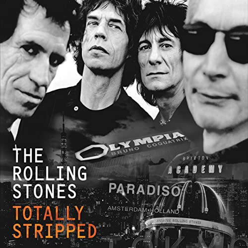 The Rolling Stones: Totally Stripped [4 x BD + 1 CD] [Blu-ray] from Eagle Rock