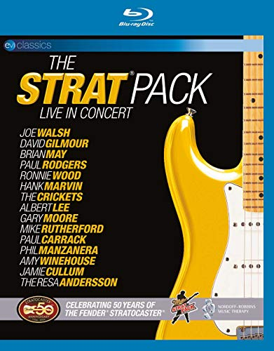 Various Artists - The Strat Pack [Blu-ray] [NTSC] from Eagle Rock