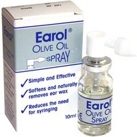 Earol Olive Oil Spray 10ml from Earol