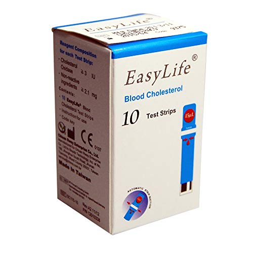 EASYLIFE CHOLESTEROL TEST STRIPS from Easy Life