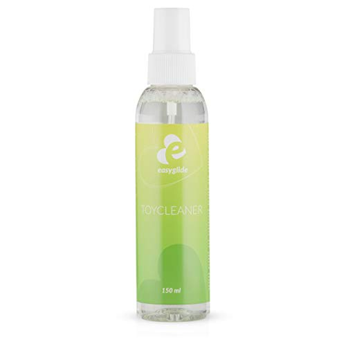 EasyGlide Adult Toy Cleaner, Toycleaner for Sex Toys, Practical Spray Bottle, Odourless Hygiene Spray, 150 ml from EasyGlide