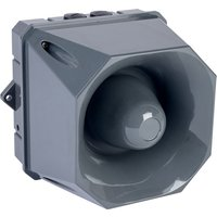 EATON 7092312FUL-0348 X10 Maxi Dark Grey Housing 115/230 VAC Sounder from Eaton